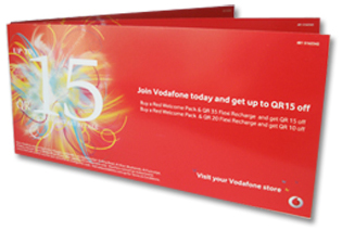 Vodafone Voucher Red